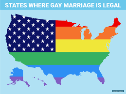 Gay marriage legal in usa