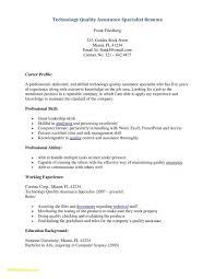 Welder Resume Inspirational Welding Experience Resume Fresh Elegant