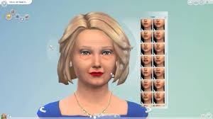 Famous People In Sims 4 - Hillary Clinton - YouTube