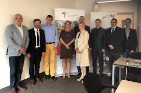 the biorn cer hosted on april 10th a round table discussion with ms köchel and ms krüger from the ministry of economic affairs labour and housing of