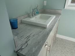 gray granite countertops bathroom ideas