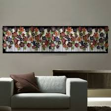 ikea wall art flowers