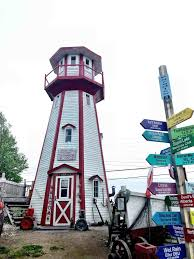 Harbor Lights Inn Twillingate Newfoundland I Slept In A Lighthouse Unique Accommodation In