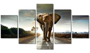 elephant prints on canvas giant elephant printing canvas wall art for home decoration living room canvas prints modern painting elephant prints canvas on customizable canvas wall art with elephant prints on canvas giant elephant printing canvas wall art