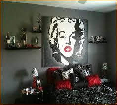 Marilyn Monroe Wall Decoration Stickers