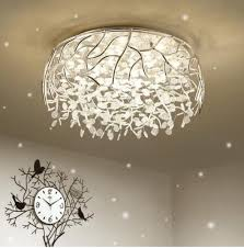 Details about Simple Nordic living room luminaire LED <b>crystal</b> ...