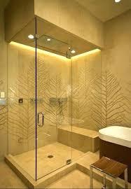 steam shower lights recessed shower light fixture great 8 best led strip lights in bathrooms images steam shower lights