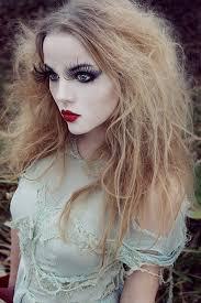 tim burton doll makeup costume