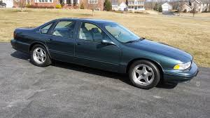 Impala » 1995 Chevy Impala Ss Review - Old Chevy Photos Collection ...
