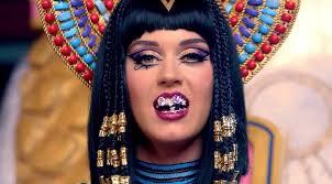 katy perry dark horse official video eye makeup tutorial