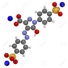 Colorante Tartrazina E 102llllllll