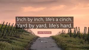 inch by inch life s a cinch yard by