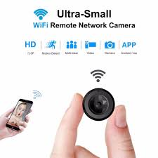<b>Wifi IP Mini</b> Camera Wireless <b>1080P</b> Night Vision Camcorder Micro ...