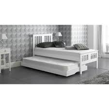 White Gloss 3ft Single Pull-out Guest Bed | Home Ideas | Pinterest | Spare  room, High gloss and Bedrooms