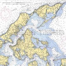 New York Greenport Shelter Island Gardiners Bay