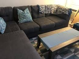 sectional couches for sale. Gray Sectional Couch/Sofa With Chaise Free Coffee Table And 2 Side Tables For Couches Sale