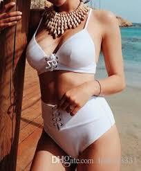 <b>2019</b> New <b>Special Fabric</b> Bikini Beach Swimsuit with Two <b>Sexy</b> ...