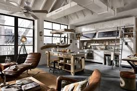 industrial home decor ideas. simple industrial look kitchen home decoration ideas designing modern on interior decor