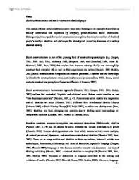 social constructionism and identity concepts of disabled people  page 1 zoom in