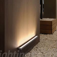 galen led profile 100 exterior wall light by slv lighting
