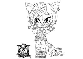 Small Picture Baby Monster High Coloring Pages Miakenasnet