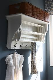 Ballard Designs Laundry Room Rack Corday Accordion Drying Rack By Ballard Designs I Via Sarah