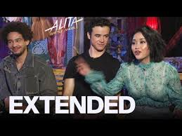 Battle angel premiere in los angeles. Lana Condor On Alita Battle Angel Cast And All The Boys I Ve Loved Before Sequel Extended Youtube
