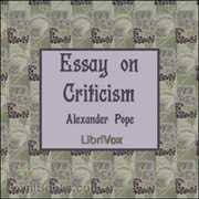 an essay on criticism analysis writing help an essay on criticism   wikiquote
