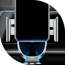 Купить автомобильный <b>держатель baseus smart car</b> mount cell ...