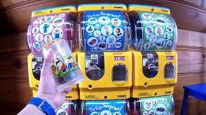Gashapon Vending Machine Gorgeous STAR WARS Thomas Batman Super Mario Bros Toy Rap Gashapon Vending