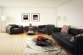 19 black leather sofa ideas for your
