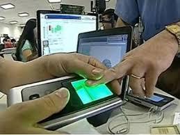 Resultado de imagem para revisão biométrica