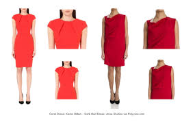 Image result for picture of dresses that broadens your hips and shoulders