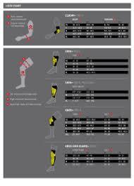 Nukeproof Knee Pads Size Chart Knee Pads