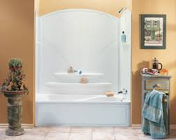 enchanting small corner bathtub shower bo best