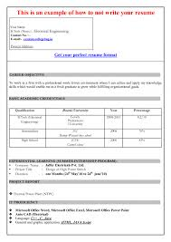 Free Resume Templates For Word 2007 New Sample Resume Templates Word Canadian Resume Format Parlo