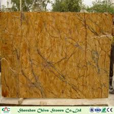 natural stone rainforest yellow marble slabs tiles countertops wall tiles pictures photos