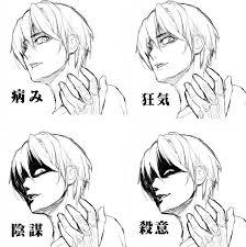 目に物を言わせる目の表情の描き方 Manga Art 目のデッサン