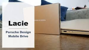 Lacie 1tb Porsche Design Portable Hard Drive Lacie Porsche Design Usb C Mobile Drive Review