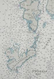 Southeast Alaska Chart Nautical Chart No 4971 United States