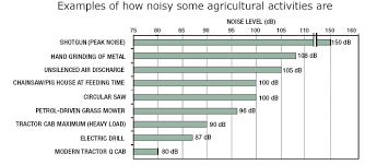 Db Noise Level Chart Decibel Output Levels That Threaten How Well You Hear