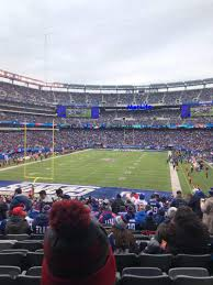 Top Result 14 Luxury Metlife Stadium Seating Chart Jets