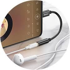 Переходник <b>Baseus L54 Type</b>-<b>C</b> — 3.5 mm Audio чёрный (CATL54 ...