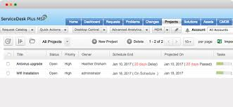 It Project Management Tool For Msps