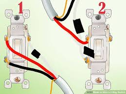how to wire a 3 way switch pictures wikihow image titled wire a 3 way switch step 16
