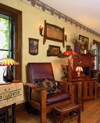 Period Living Room Furniture Objects Of Art Arts Crafts Homes And The Revival