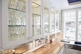 beveled and frosted glass kitchen cabinets the new way home decor patterned glass for