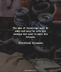 Friedrich Nietzsche Archives Quotemark