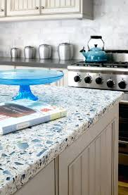 broken glass countertop recycled glass broken glass concrete countertops