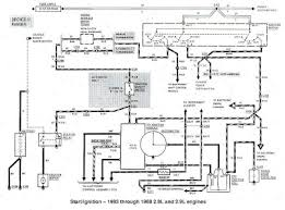 1983 1988 ford bronco ii start ignition wiring diagram all about 1956 ford truck electrical wiring diagram